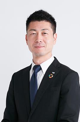 代表取締役社長 水谷浩輔